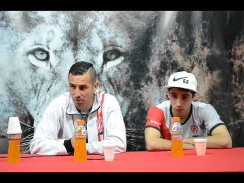 Conferencia de prensa post partido vs Trinidad SJ