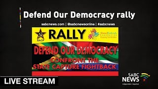 [LIVE] Defend Our Democracy rally, 21 July 2019