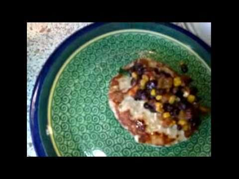Mexican Turkey Burger