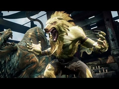 Killer Instinct JAGO vs SABREWOLF GAMEPLAY 【1080p】[ [HD]