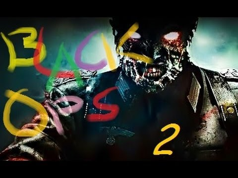 Black ops 2 co-op zombies! - Tranzit