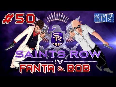 Fanta et Bob dans SAINTS ROW 4 - Ep. 50