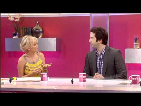 Loose Women: David Schwimmer
