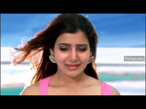 Samantha Hot Scene Full Cleavage Show in Slow Motion   2017 thumbnail