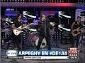 C5N de  MUSICA EN VIVO: ARPEGHY EN DE1A5