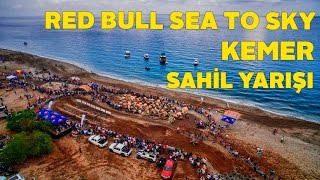 Kemer Enduro Sahil Yarışı | Red Bull Sea To Sky 2016 Beach Race - Full Episode - Day 1- Sjcam Sj4000