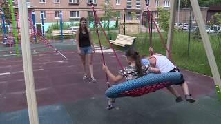 Благотворительный фонд Тимченко передал продукты нуждающимся семьям