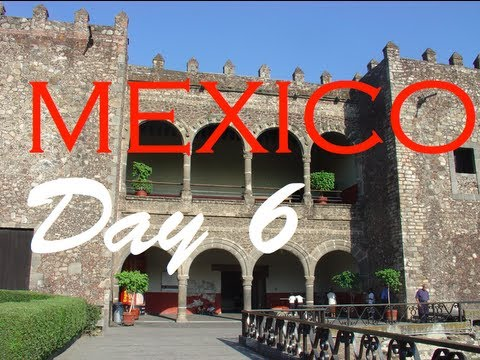 Our Class Trip to Mexico Cuernavaca (Museum) - DAY 6