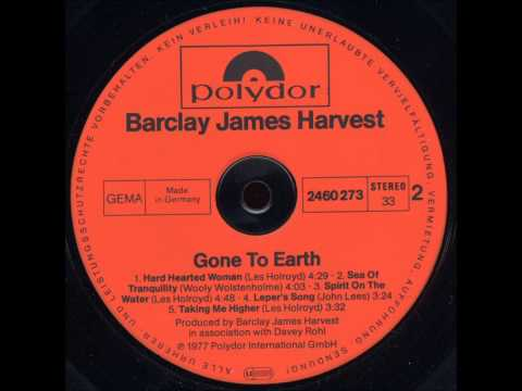 Barclay James Harvest - Taking Me Higher