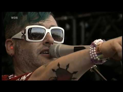 Me First And The Gimme Gimmes - Area 4 Festival Germany 19-08...