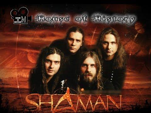 Shaman ''Programa Musikaos'' -TV Cultura Abril de 2001