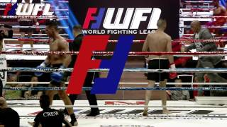 Atik Askarzadeh vs Anouar Lahmay @ World Fighting League - April 3rd 2016