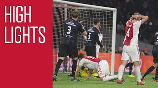 Highlights Ajax - Heerenveen
