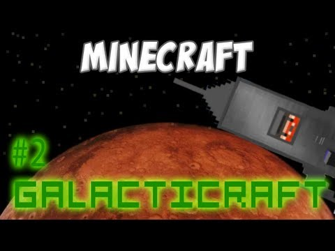 Minecraft Mods - Galacticraft - Mars Explorers - YogLabs