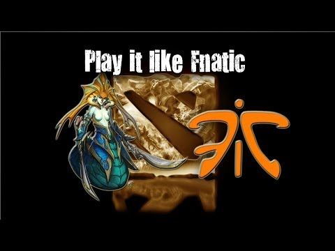 Dota 2 - Play it like Fnatic