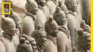 Unearth the Hidden Origin of China's Terra-Cotta Warriors | National Geographic