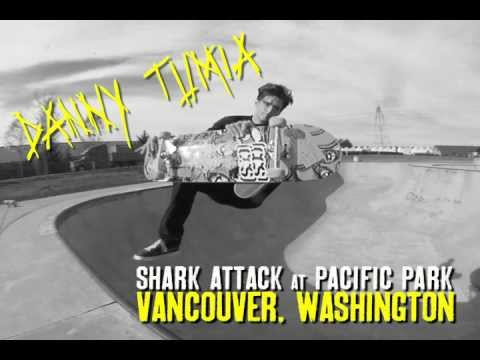 Landshark Wheels - Danny Tumia - Shark Attack At Pacific Park