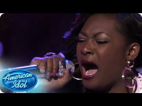 Candice Glover Performs: Sudden Death Round - AMERICAN IDOL SEASON 12