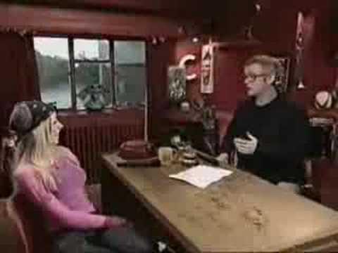 Christina Aguilera - Interview + WAGW Acapella - TFI Friday