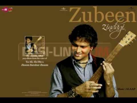 Jia Re Jia Re - Zubeen (from his debut album Zindagi)