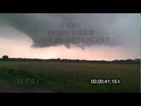 6/17/2010 Minnesota Tornadoes And Damage