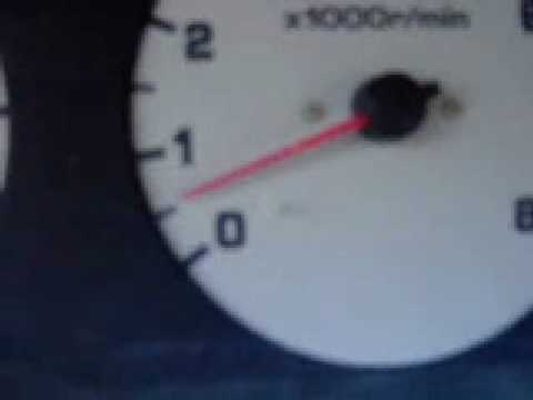 1999 Nissan Maxima SE idle problem