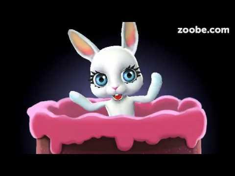 Поздравления с днем рождения заяц zoobe 43