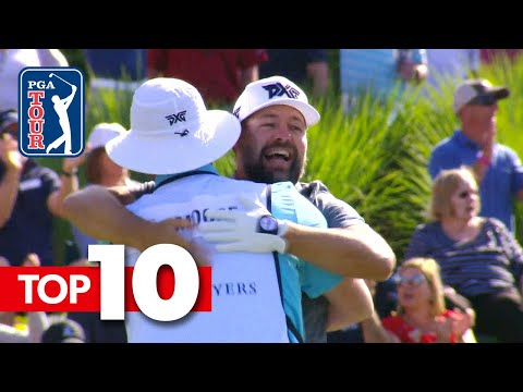 Top-10 aces from the 2018-19 PGA TOUR Season