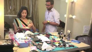 Anasuya  At Makeup Room