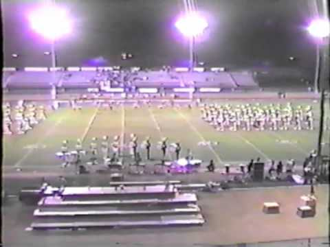 El Dorado High School Field Show, 1993