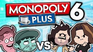 Monopoly VS SuperMega: Downhill From Here - PART 6 - Game Grumps VS