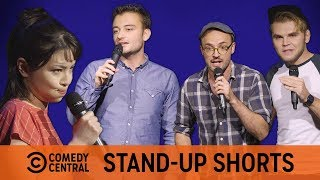 Stand-Up Shorts - Episode 4 | Comedy Central Deutschland