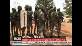 Sénégal - Sécurité / Les dessous de l'accord de défense signé avec les Etats-Unis