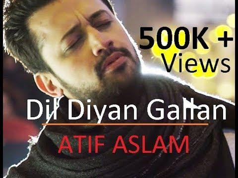 Dil Diyan Gallan LIVE BEST VERSION | Atif Aslam - Tiger Zinda Hai