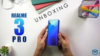 Realme 3 Pro Price Rs.13,999: Unboxing/Hands-On Hindi | Camera | Specs | PUBG