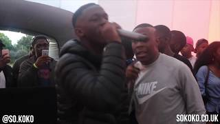 Hardy Caprio ft One Acen - Unsigned Live | @hardycaprio @oneacen