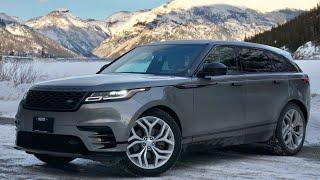 Range Rover Velar Review: Form Over Function?