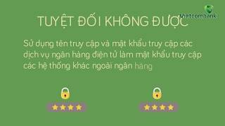 Vietcombank canh bao cac hinh thuc lua dao lay thong tin NHDT va luu y huu ich