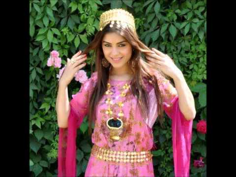 Mansour Ft Jamshid - Naz Maka 2013 منصور - جمشید - ناز مه که Kurdish Girls video
