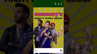 Mummy's Mighty Family Group | whats App Funny Indian Videos