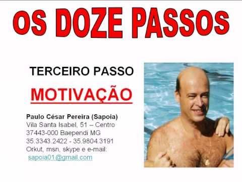 3º PASSO - A ARTE DE MOTIVAR PESSOAS - http://sites.google.com/site/atecnicadochute/