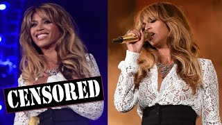 Beyonce Video - Beyonce Flashes Boob During Global Citizen Festival Performance?!