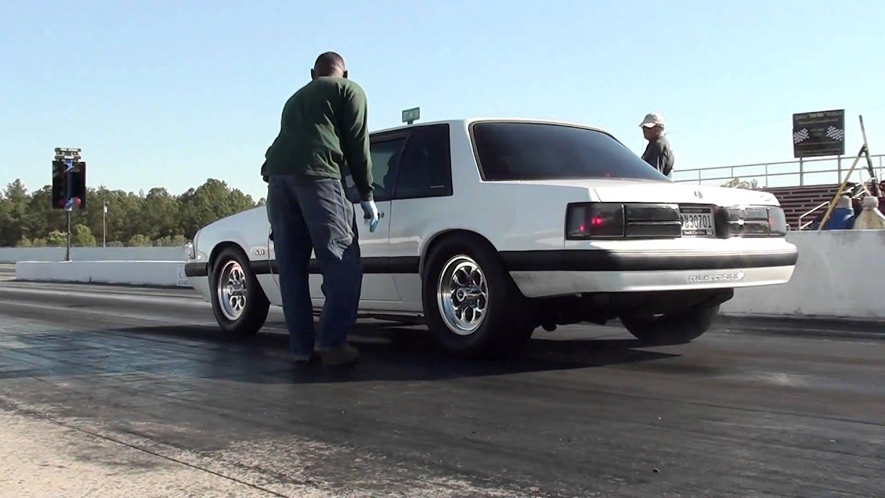 Dj Ls1 Mustang Shake Down Youtube