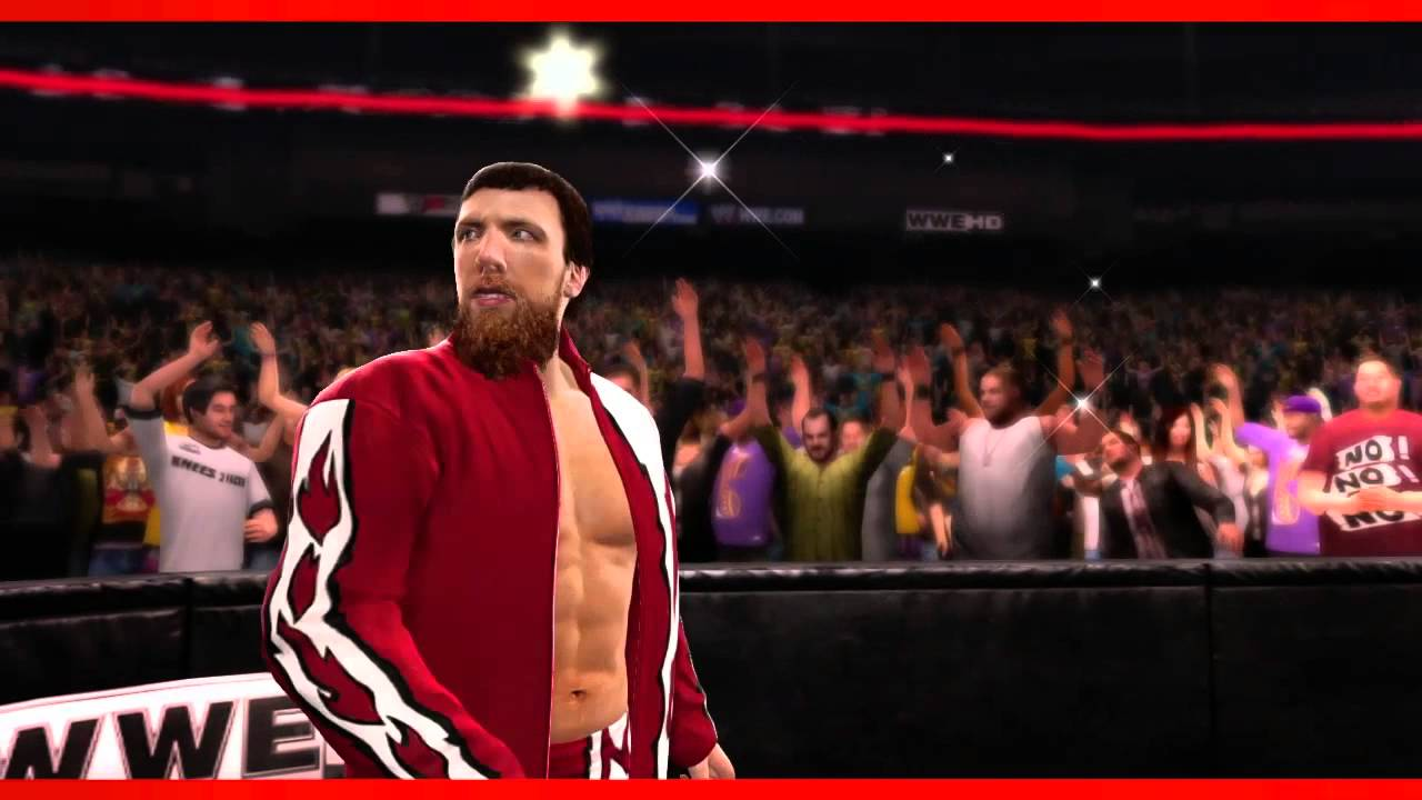Wwe 2k14 Daniel Bryan Yes Entrance Daniel Bryan WWE 2K14 Entrance