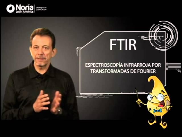 FTIR (Espectroscopía Infrarroja por Transformadas de Fourier)