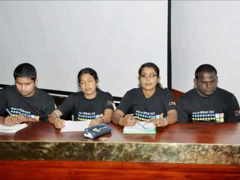 All Island Debate Competition on Adolescent Sexual and Reproductive Health Sri Lanka