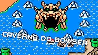 Super Mario World - Detonado 11 - Chegando no Valley of BOWSER