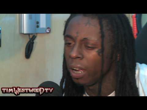 Westwood - part 3 *EXCLUSIVE* Lil Wayne backstage! Video