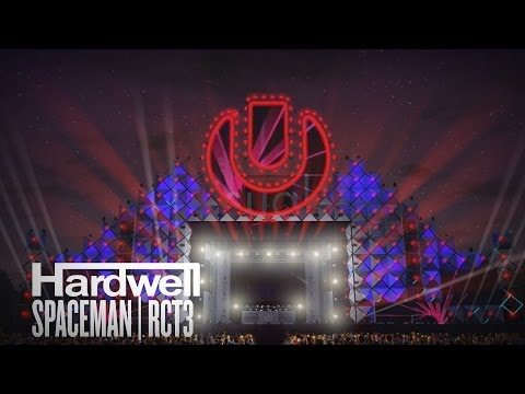 Hardwell - Call Me A Spaceman | UMF 2013 | Live RCT3