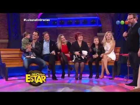 Luisana Lopilato   'Gracias por Venir' Full Interview (20.09.2014)